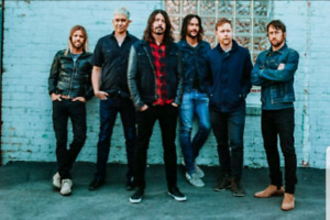 FOO FIGHTERS Sunday July 22nd in Boston