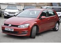 2014 Volkswagen Golf 1.6 TDI BlueMotion Tech Match DSG 5dr (start/stop)