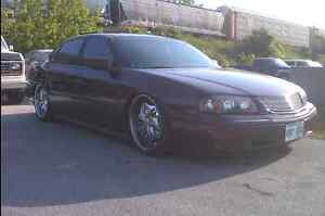 2003 chevy impala bagged, 20's