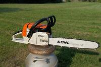 Stihl MS260 MS 260 chainsaw