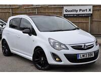 2013 Vauxhall Corsa 1.2 i 16v Limited Edition 5dr (a/c)