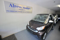 2010 Smart Fortwo High Style Coupe (2 door)