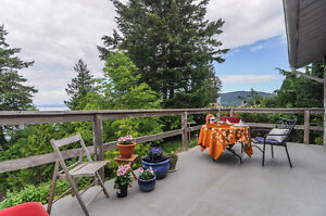 Oceanfront Home with Magnificent Views Comox / Courtenay / Cumberland Comox Valley Area image 4