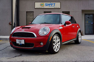 2010 MINI COOPER S SPORT, CONVENIENCE & STYLE PACKAGES