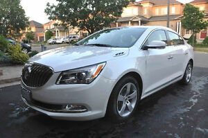2015 Buick LaCrosse 2.4L E Assist Sedan