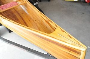 Cedar Stip Canoe... Never Used!!