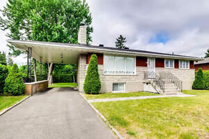 Bungalow with 4 bedrooms, very clean. A must see! Gatineau Ottawa / Gatineau Area image 1