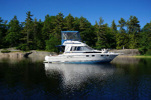 Bayliner Motor Yacht 3460 Trophy Convertible 1987 34'