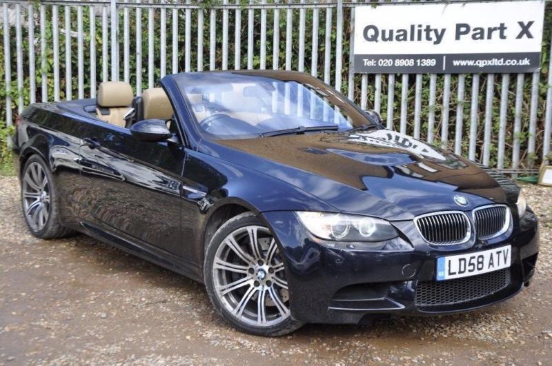 2008 BMW 4.0 V8 M3 DCT 2dr