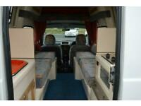 Romahome Duo CITROEN BERLINGO LEZ COMPLIANT 2 BERTH 4 TRAVELLING SEATS CAMPERVAN