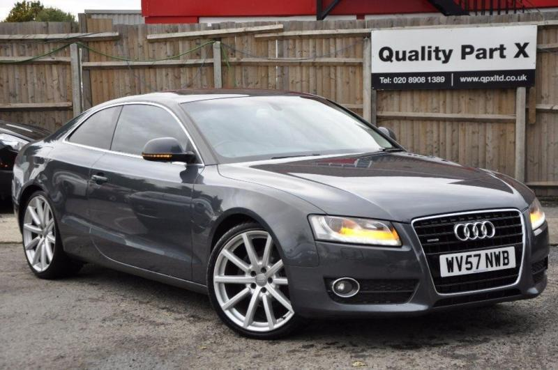 2008 audi a5 3 0 tdi sport quattro 2dr in harrow london. Black Bedroom Furniture Sets. Home Design Ideas