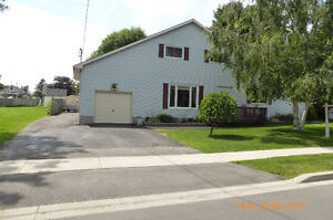 House for Rent Central Bowmanville on Large Lot