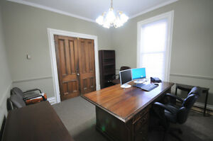 FURNISHED OFFICE SPACE – DOWNTOWN CORNWALL