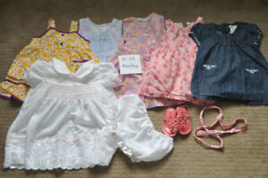 Girl Clothes 12-24 Month