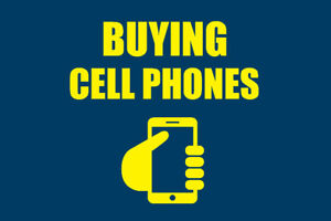 ★WANTED★I BUY CELL PHONES / CASH TODAY