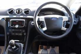 2014 FORD S-MAX TITANIUM TDCI 160 BHP 2.0 MANUAL DIESEL 5 DOOR 7 SEATER MPV MPV