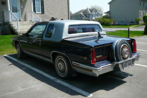 1988 Cadillac DeVille Gold Edition