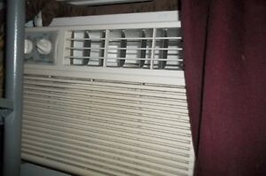 NEW PRICE!  Window or Apartment sleeve AIR CONDITIONER