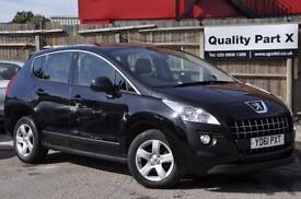 2012 Peugeot 3008 1.6 HDi FAP SR 5dr