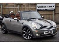 2008 MINI Convertible 1.6 One Sidewalk 2dr