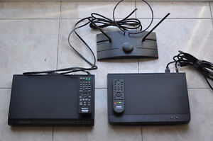 DVD player - Lecteur DVD