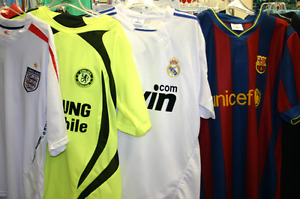Soccer Jersey CLEARANCE sale !!!
