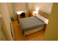 Risinghurst, Oxford, lrg room in ground floor flat to share with 2 other professional females.