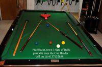 BlackCrown Pro  9x41/2 3 piece Brazilian Slate $1400 6137152658
