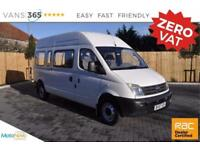 LDV Maxus NO VAT LWB EHR 17STR BUS CAMPER CONVERSION???