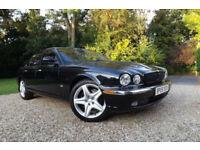 2005 Jaguar XJ Series 2.7TDVi auto XJ Executive TDV6 DIESEL LUXURY SALOON FSH