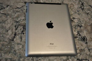 iPad 4th Gen 64gb Cellular/LTE - Mint condition
