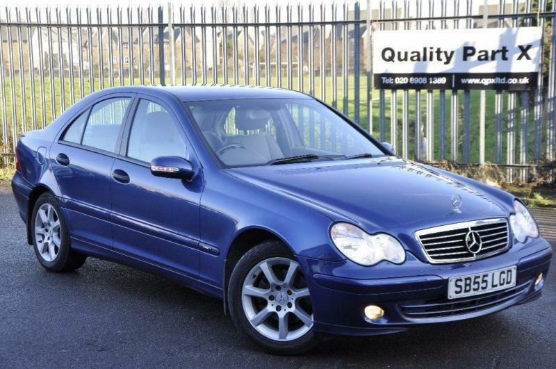 2006 mercedes benz c class 1 8 c180 kompressor classic se 4dr in wembley london gumtree. Black Bedroom Furniture Sets. Home Design Ideas