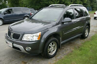 2007 Pontiac Torrent AWD AUTO SUV, Crossover