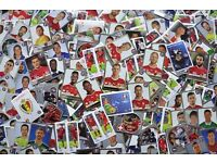 Panini Euro 2016 stickers for swap