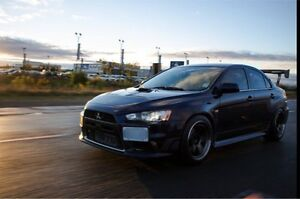 2013 Evo X MR for Sale.  500 whp