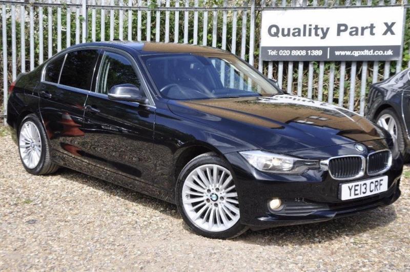 2013 BMW 3 Series 2.0 320d Luxury 4dr (start/stop)
