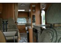 Swift Sundance 630 L FIAT DUCATO 6 SPEED GEARBOX 6 BERTH 6 TRAVELLING SEATS