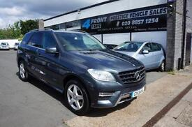 2013 MERCEDES M-CLASS ML350 BLUETEC AMG SPORT 3.0 DIESEL AUTOMATIC 5 DOOR 4X4 ES