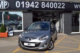 2014 64 MAZDA 2 1.3 SPORT COLOUR EDITION 5D 83 BHP, 5DR PETROL HATCH,1 OWNER,