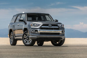 2016 Toyota 4Runner Limited 7 Pass - Lease Takeover