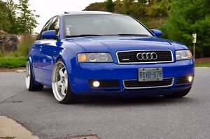 Audi A4. Looking for Air Ride.