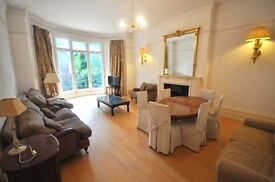 Massive 2 double bedroom 2 bathroom flat in a Victorian period conversion with a sun terrace & More
