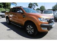 2016 FORD RANGER WILDTRAK 4X4 DCB 3.2 TDCI 200 PS AUTOMATIC , WITH SAT NAV , HAL
