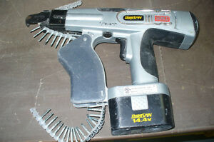 SENCO CORDLESS SCREW GUN Kitchener / Waterloo Kitchener Area image 1