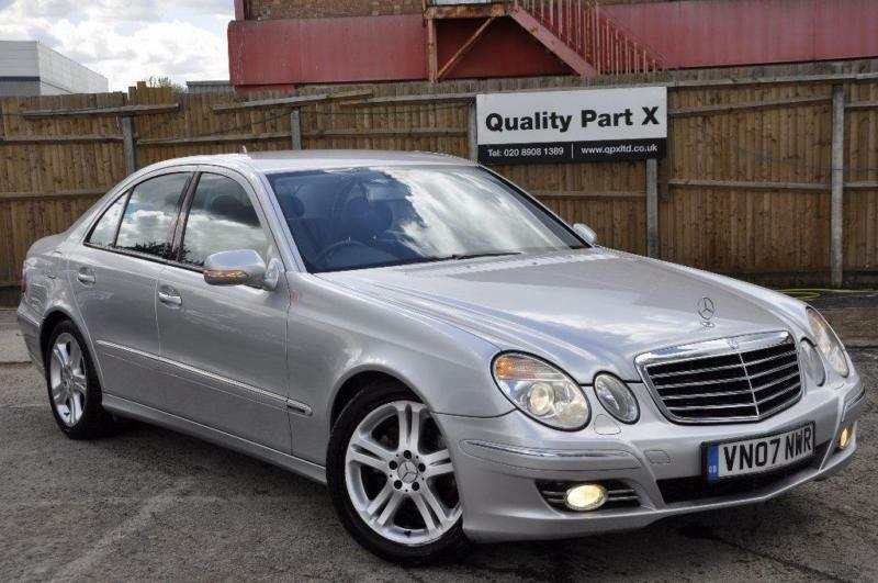 2007 mercedes benz e class 3 0 e320 cdi avantgarde 7g tronic 4dr in wembley london gumtree. Black Bedroom Furniture Sets. Home Design Ideas