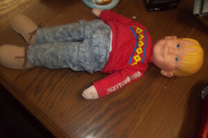 Home alone doll
