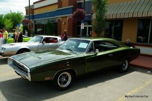 1970 CHARGER  500 1of 1089 with power windows orig EF8 green