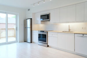 2nd Floor-2 Bedroom with Deck: All New Eco Flat