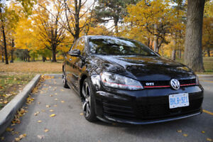 2015 Volkswagen GTI 5DR 2.0T 6SP Manual with 46910KM