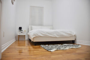 Cozy Apt next to McGill / U of M, available per night Plateau